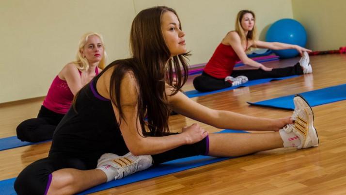 Силовая тренировка + Стретчинг (для взрослых)