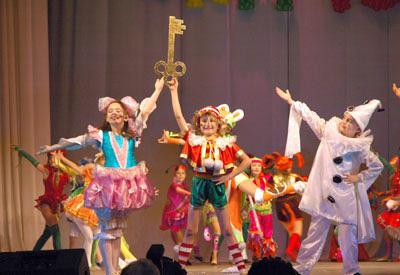 Театральная студия для детей с 5-8 лет и 9-14 лет