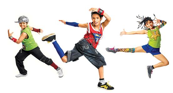Современная хореография  с  7 лет